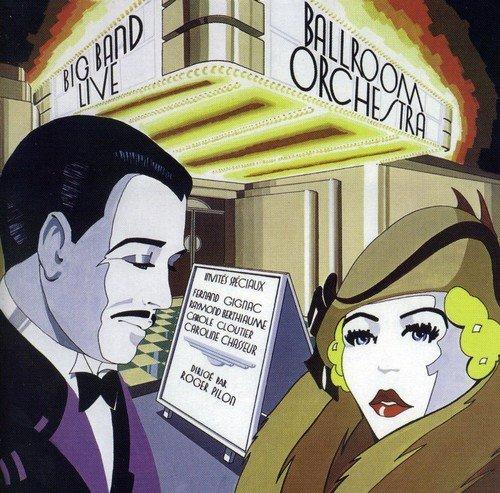 CD : Ballroom - Big Band Live (Canada - Import)