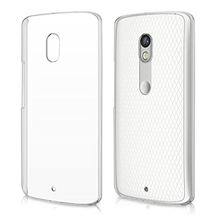 online retailer f74d0 fe92c Motorola Moto X Play Transparent Back Cover Soft: Amazon.in: Electronics