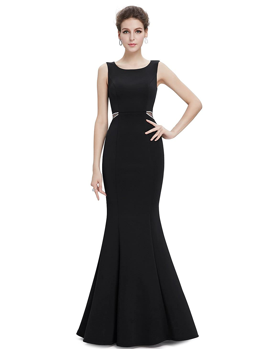 0b45642c36 Ever-Pretty Women s Sexy Floor Length Mermaid Style Evening Dress 08755 at  Amazon Women s Clothing store