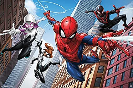 0be67b14d6c6 Amazon.com  Trends International Spider-Man Web Heroes Wall Poster ...