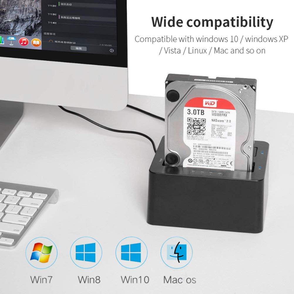 Traioy USB 3.0 a la Unidad de Disco Duro SATA Unidad de ...