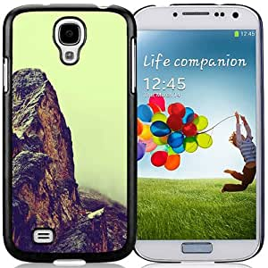Fashion DIY Custom Designed Samsung Galaxy S4 I9500 Phone Case For Mountains and Cliffs Phone Case Cover