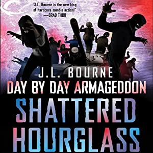 Shattered Hourglass Audiobook