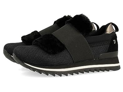 Gioseppo Damen 30625 Sneakers Schwarz