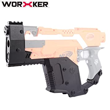 Nerf Stryfe Kriss Vector All orders after by JLCustomsCreations