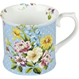 Creative Tops Katie Alice English Garden Blue' Tankard Mug