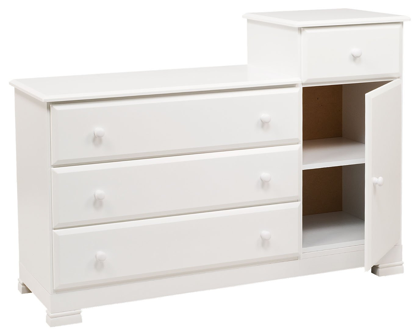 changing dresser home rottypup design combo maple table baby white ideas