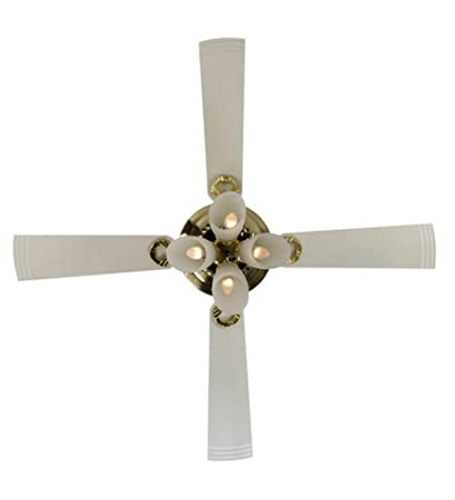 Buy usha fontana lotus 1230mm ceiling fan with decorative lights usha fontana lotus 1230mm ceiling fan with decorative lights gold ivory aloadofball Images