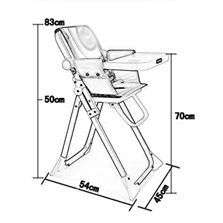 Graco Foldable High Chair