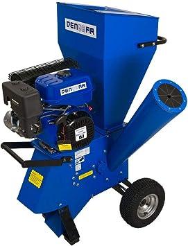 DENQBAR Trituradora de Jardin con 11 kW (15 PS): Amazon.es: Bricolaje y herramientas