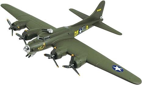 Inair E Z Build Model Kit B 17 Flying Fortress Memphis Belle Figures Amazon Canada