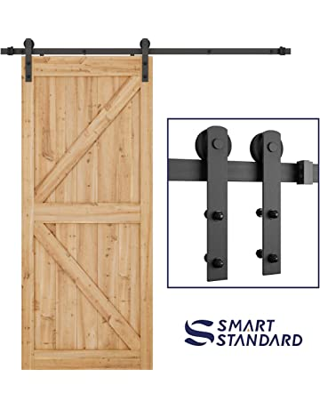 Sliding Door Hardware Amazon Com