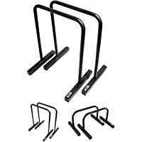 Xn8 Sports Fitness Low Parallettes para Crossfit, Calistenia