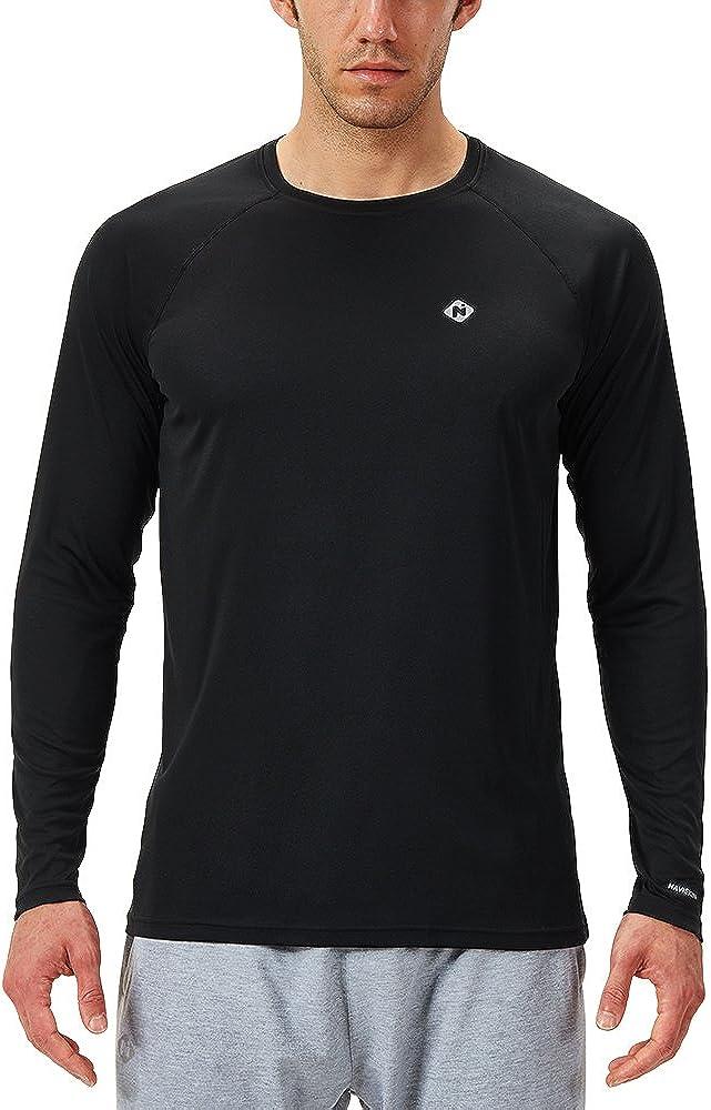 Naviskin Mens Sun Protection UPF 50 UV Outdoor Long Sleeve T-Shirt