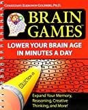 img - for Brain Games #3: Lower Your Brain Age in Minutes a Day book / textbook / text book