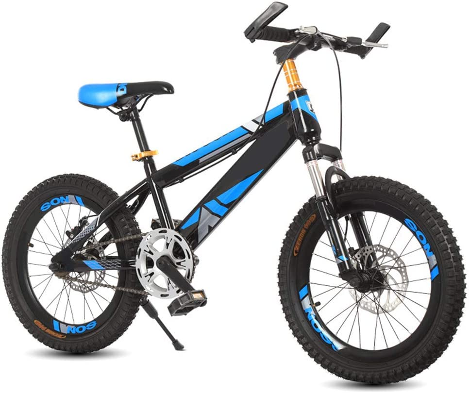 XWDQ Bicicleta De Montaña Bicicleta para Niños 18/20 Pulgadas Niño Niña Escuela Primaria Frenos De Disco Bicicleta: Amazon.es: Deportes y aire libre