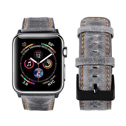 Amazon.com: Top4cus - Correa de repuesto para reloj Apple ...
