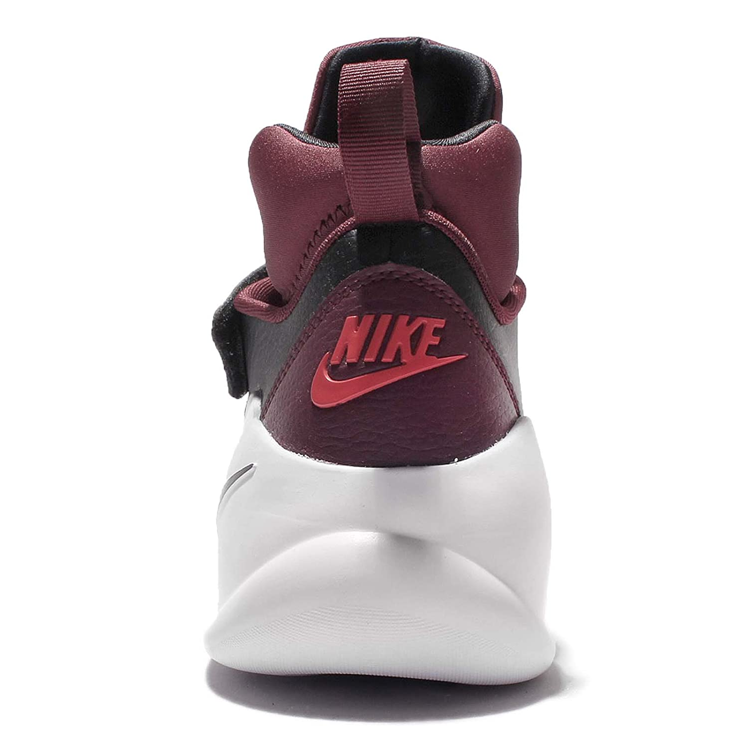 Nike Men s Kwazi NIGHT MAROON BLACK-ACTION RED-WHITE NIGHT MAROON/BLACK-ACTION  RED-WHITE 10.5 D(M) US: Amazon.in: Shoes & Handbags