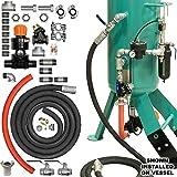 999840000010PB Zero Style Blast Cabinet Conversion KitAPV-Urethane Sleeve Manual Blo