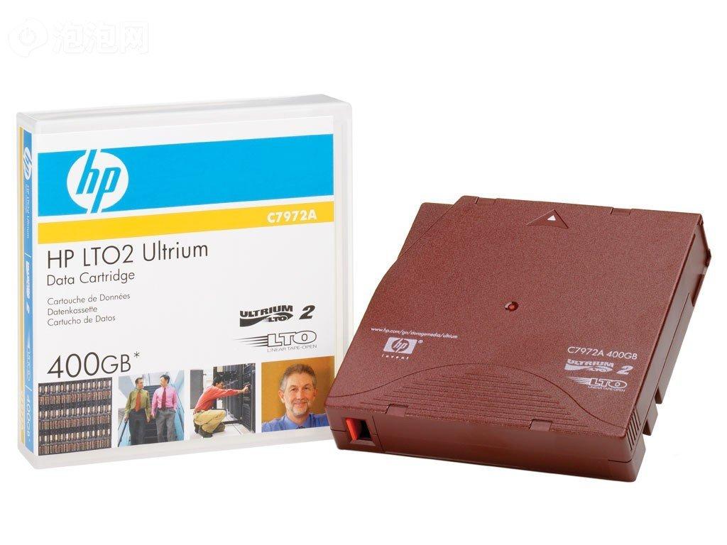 HP 200/400GB LTO Ultrium Data Cart for Ultrium 2
