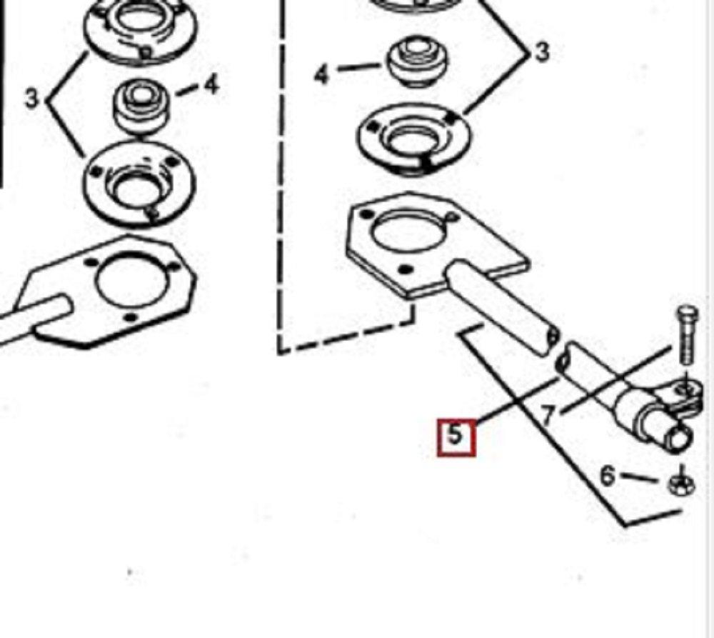 John Deere Original Equipment Link #AE25285 by John Deere