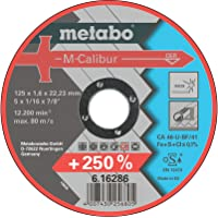 Metabo 616286000 616286000-Disco de tronzar para Amoladora Angular