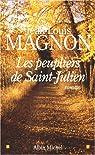 Les peupliers de Saint-Julien par Magnon