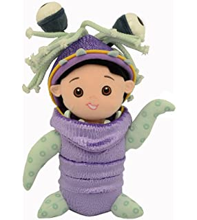 Disney Parks Monster Boo from Monsters, Inc Plush Doll 9