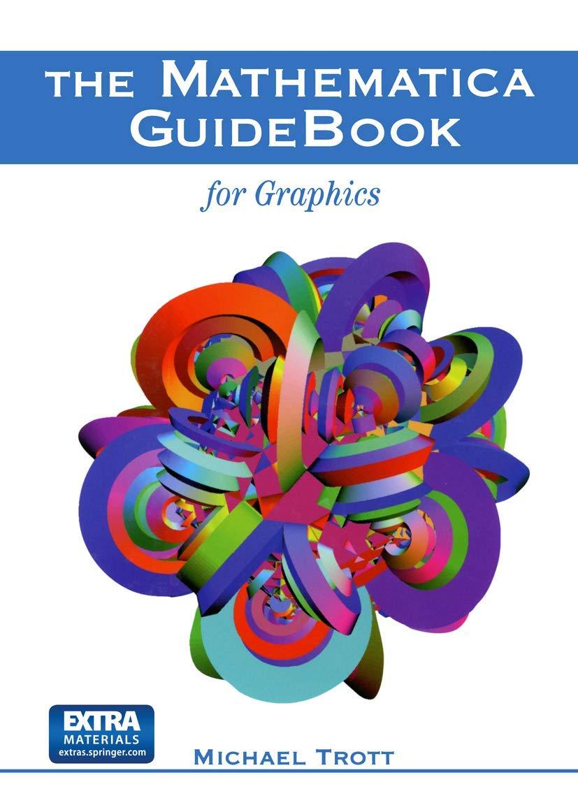 The Mathematica GuideBook for Graphics: Amazon.es: Trott, Michael: Libros en idiomas extranjeros