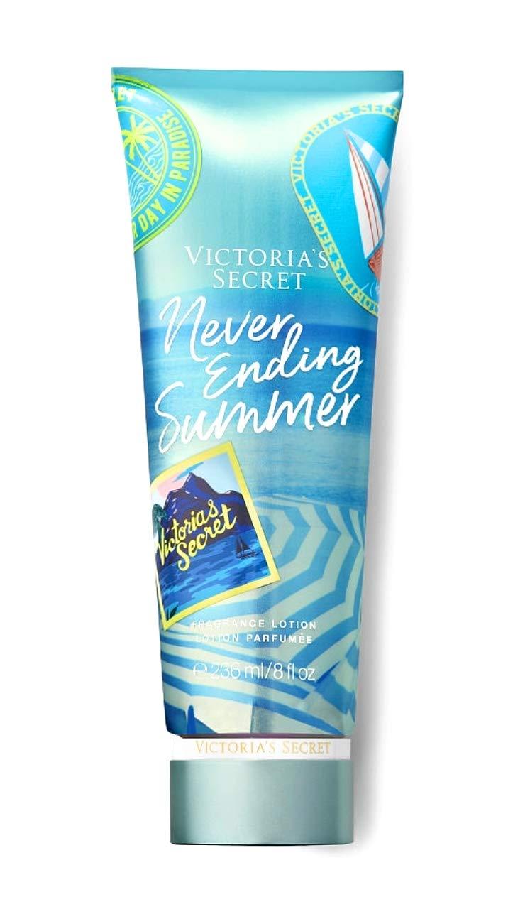 Victorias Secret Perfect Escape Fragrance Lotion 8.4 Fl Oz (Never Ending Summer)