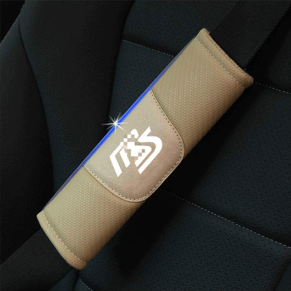 Komfortpolsterung Auto-Innenausstattung Eternalxinde Schulterpolster f/ür Auto-Sicherheitsgurt Sicherheits-Clip f/ür Mazda Cx3 Axela Cx5 Cx7 Demio Mx5 C-x9 MS Zubeh/ör Schutz f/ür Schultern