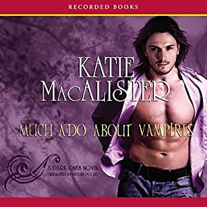 Much Ado About Vampires Audiobook