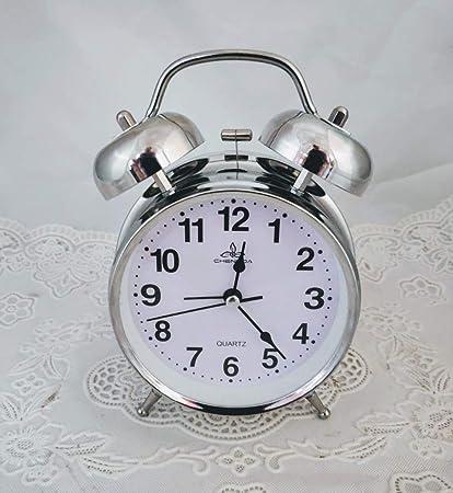 Buy Zesi Vintage Design Analog Double Twin Bell Alarm Clock