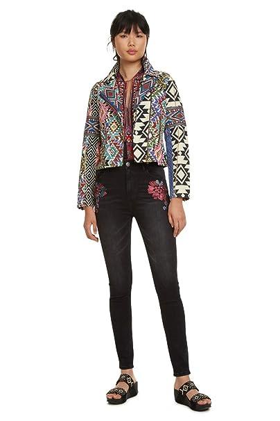 Amazon.com: Desigual Jacket Malawi: Clothing