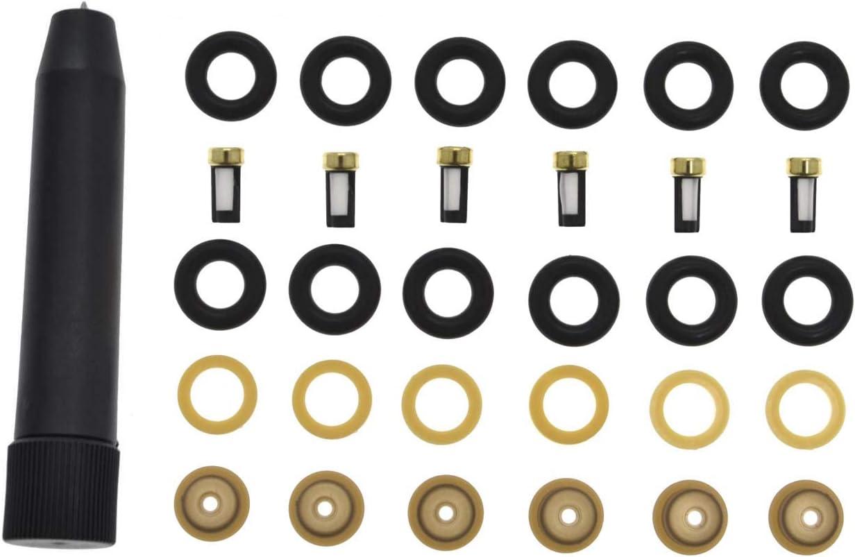partworks attrezzi Set di guarnizioni per iniettori 911//G//3.2//SC Carrera filtro