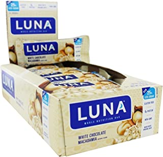 product image for Clif, Bar Luna White Chocolate Macadamia, 1.69 Ounce, 15 Pack