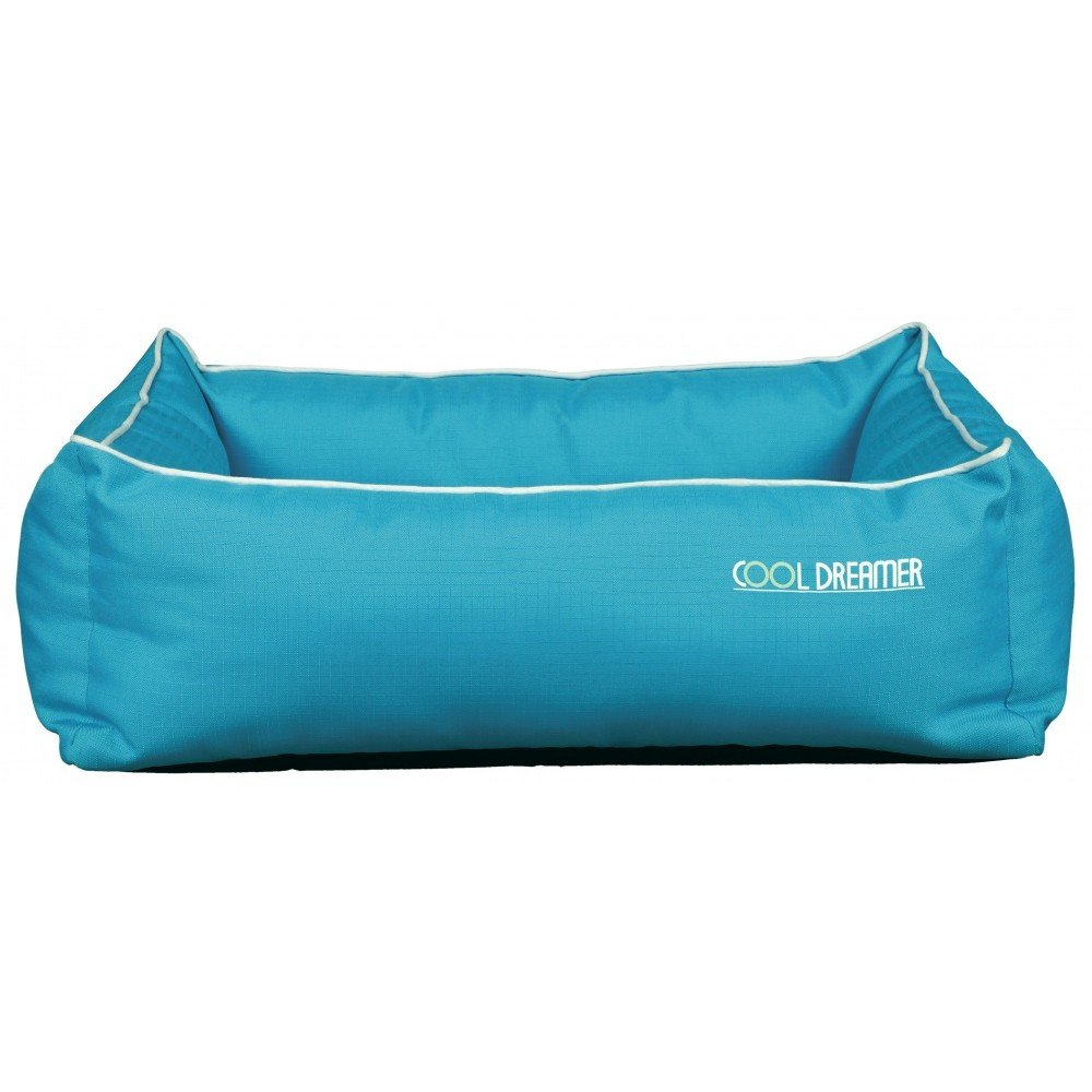 80 x 65 cm Trixie Dreamer Cooling Bed, 80 x 65 cm, bluee