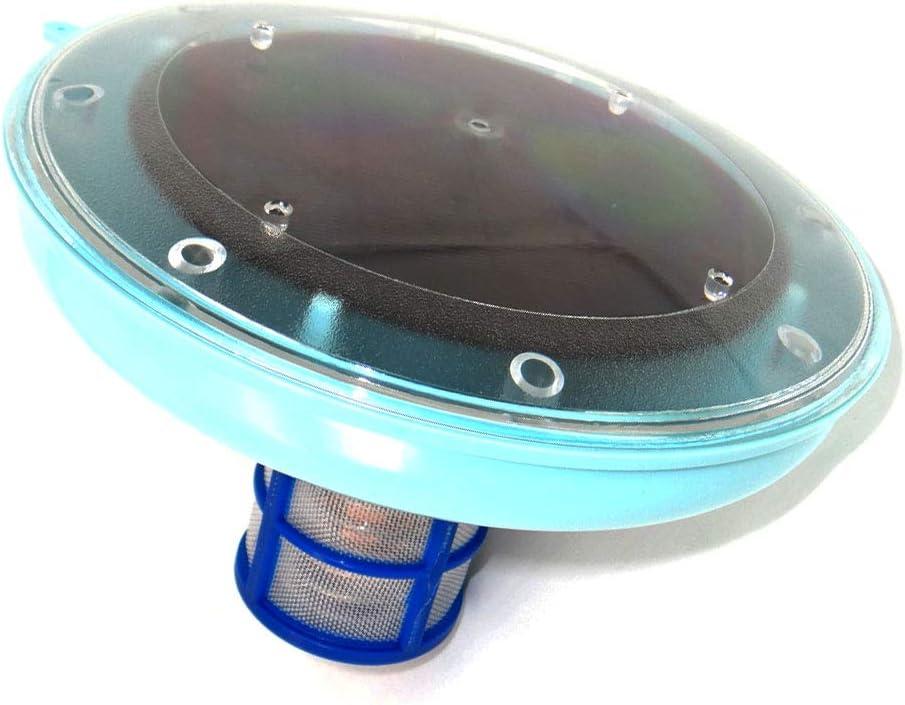 Ionizador Solar para Piscina – 80% de bajo consumo: Amazon.es: Jardín