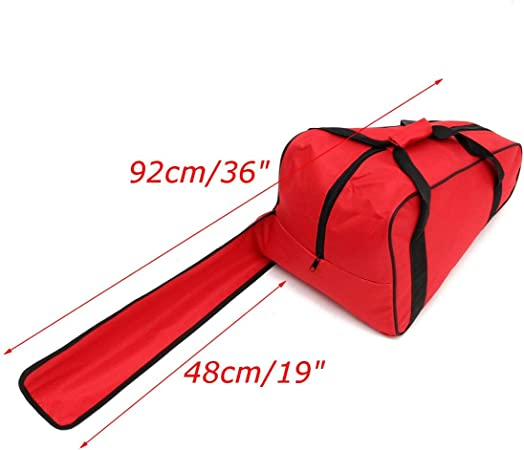 Chainsaw Bag Carry Case Protective Box Cover Portable For 12//14//16/'/' ChainSaw
