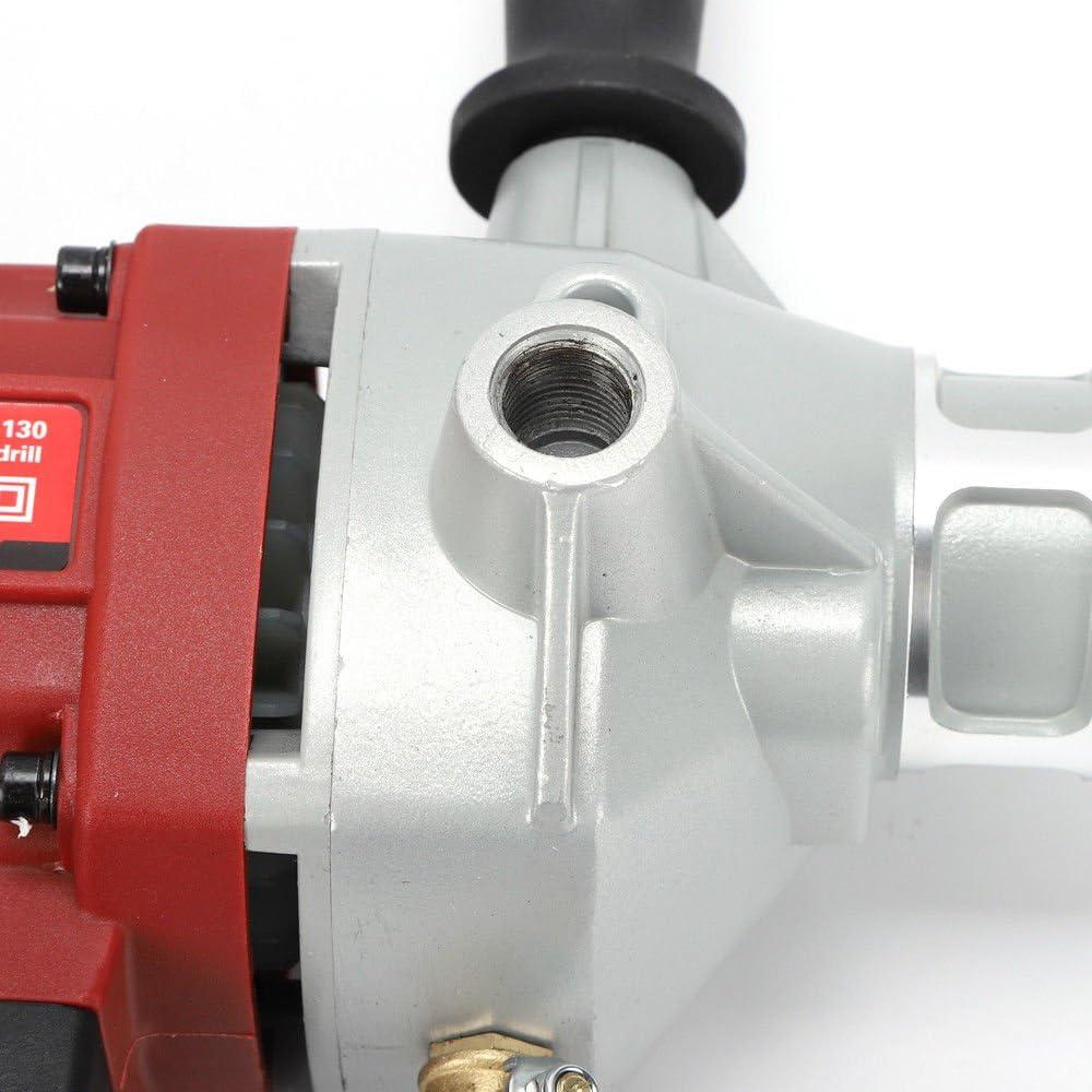 1600 W 2000 rpm para taladro de n/úcleo h/úmedo 130 mm de /área de perforaci/ón Taladro de diamante