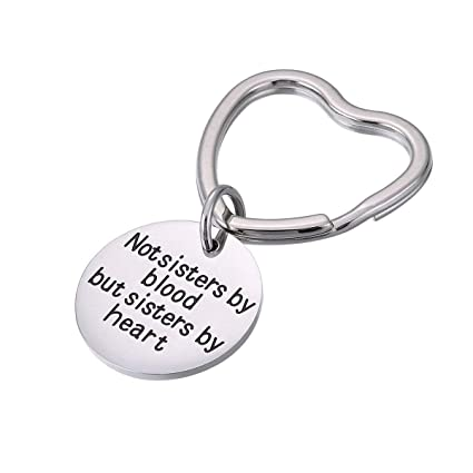 Amazon.com   XYBAGS Best Friends Keychain Gifts b72ce4bd47f7