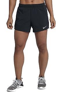 fab00835fb6f Amazon.com   Nike Women s Dri-Fit 2-In-1 Rival Running Shorts-Royal ...