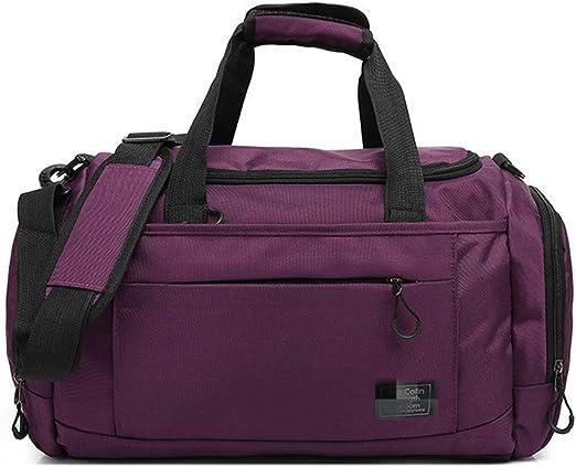 Bolsa de viaje Gym Sports Weekend Bag Impermeable Tote Bag