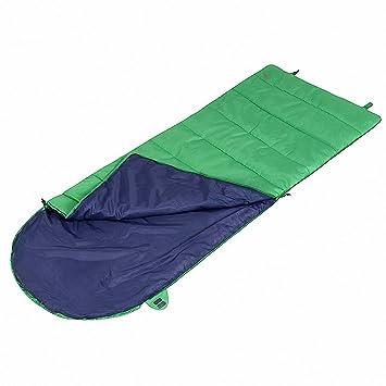 Saco De Dormir Al Aire Libre Zhudj Unisex Nuevo Saco De Dormir En Algodón Verde,Verde Hierba: Amazon.es: Deportes y aire libre