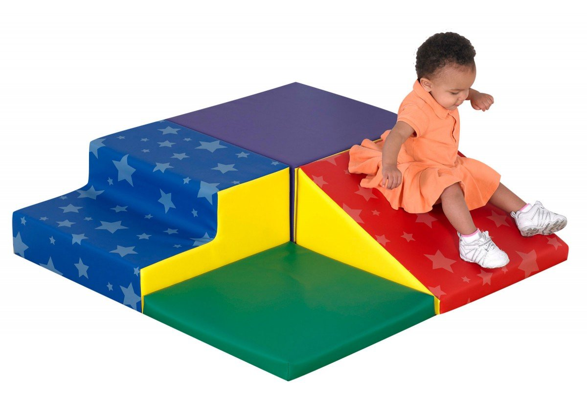 Children's Factory Snuggle Corner Set (Children's Factory CHI-CF710-101PT)