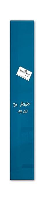 43 opinioni per Sigel GL250 Lavagna magnetica di vetro / bacheca di vetro artverum, blu