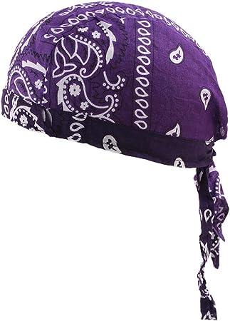 TININNA Cappello da Pirata in Cotone,Unisex Outdoor Sports Bandana per Adulti Cappellino da Ciclismo Sportivo Bicicletta Asciugatura Rapida Berretto Turbante Cappelli di Bandana foulards