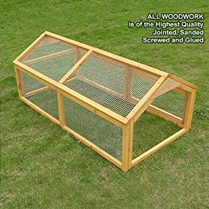 Feelgooduk chicken run pet supplies for Cage lapin exterieur