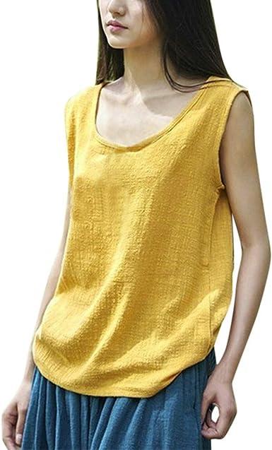 iCerber - Camiseta de Verano para Mujer, Manga Corta, térmica ...
