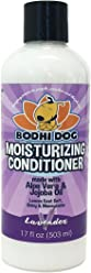 New Natural Moisturizing Pet Conditioner   Conditioning for Dogs, Cats and More   Soothing Aloe Vera & Jojoba Oil   Vet and Pet Approved Treatment - Made in The USA - 1 Bottle 17oz (503ml)